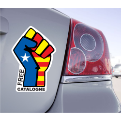 Sticker Résistance Free...