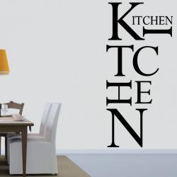 Sticker Mural Cuisine Kitchen