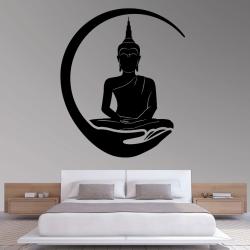Sticker Mural Zen Yoga
