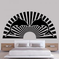 Sticker Mural Soleil...