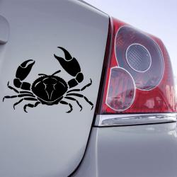Autocollant Crabe - 1