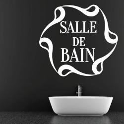 Sticker Mural Salle De Bain - 1