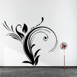 Sticker Mural Naturel