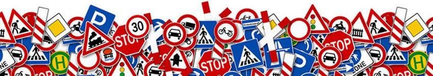 Autocollants Signalisation - Zone-Stickers