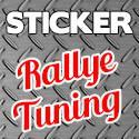 Stickers Rallye Tuning