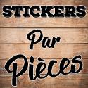 Stickers Par Pièces