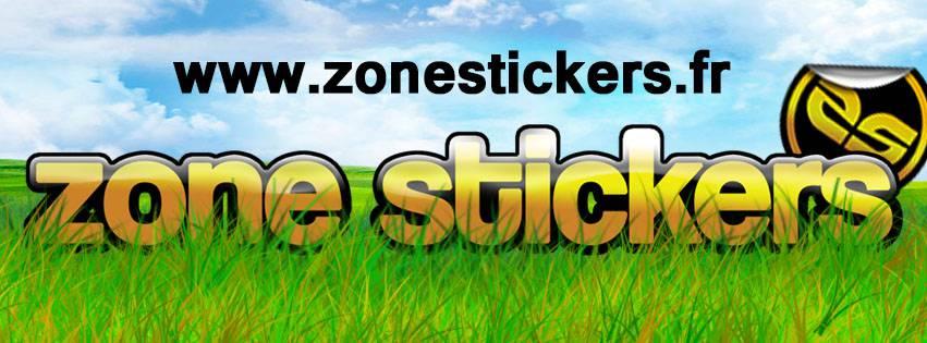Zone Stickers